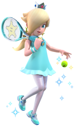 Princess Rosalina Tennis