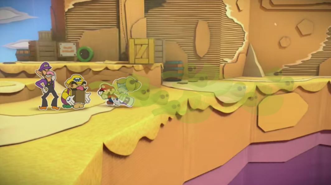 Paper Mario Color Splash Recutchapter 5 Fantendo Nintendo