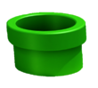 Warp Pipe 3D Land