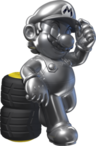 200px-Metal Mario Artwork - Mario Kart 7