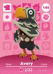 Ac amiibo card s2 avery