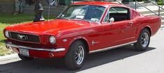 Classic Mustang