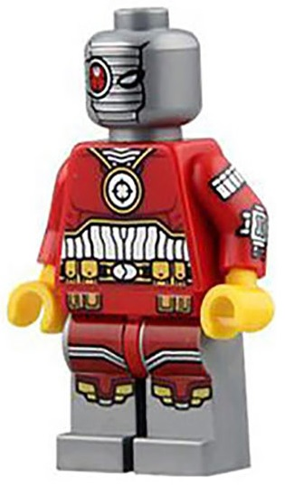 Deadshot (Lego Batman 4)