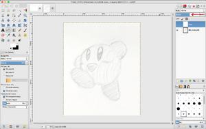 GIMP Step6