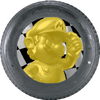 Metal Mario MKG Gold