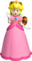 Raccoon Princess Peach