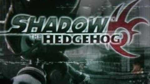 Shadow The Hedgehog Theme (full)