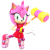 Sonic boom new amy render by nibrocrock-d7j6yoz