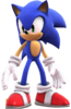 Sonic the hedgehog WII U