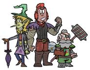 The adventure zone: battle for the bureau fantendo nintendo