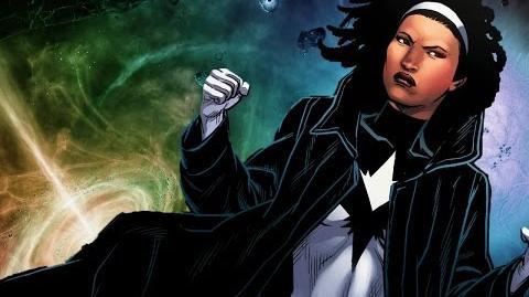 The Full Origin Of Captain Marvel (Monica Rambeau)
