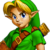 Young Link Spirit Icon SSBE