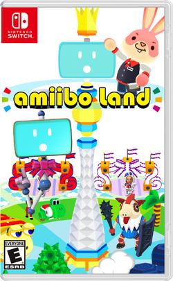 Amiibo Land