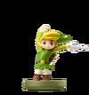 Amiibo Zelda Link Wind Waker