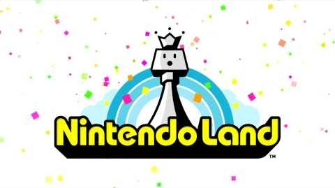 Animal Crossing Sweet Day Stage 2 (Nintendo Land)