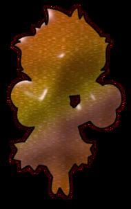 Bronze Blob