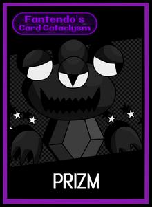 FCC Prizm Card