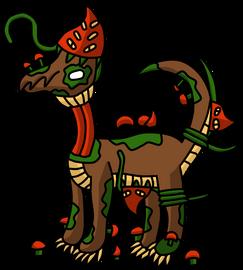 Fungroyas Dragon DD2