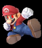 Mario possessed