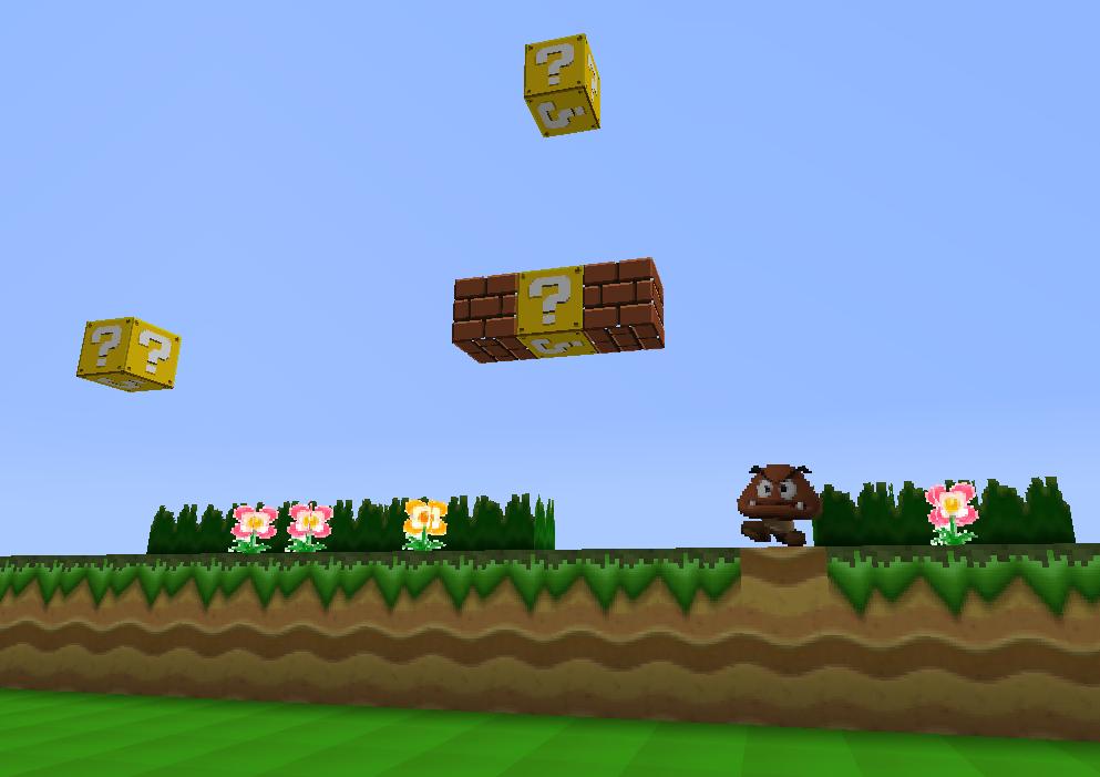 Image - New Super Mario Bros. Wii W1-1.png | Fantendo - Nintendo ...
