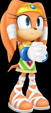Sonic Runners Tikal