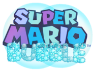 Super Mario Bubble Logo
