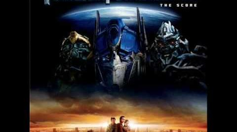 Transformers The Score - You're A Soldier Now