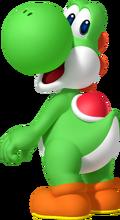 Yoshi - Mario Kart X