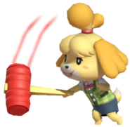 0.6.Isabelle Swinging a Squeaky Hammer