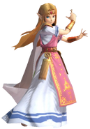 1.7.Zelda posing