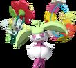 Blooming Trio