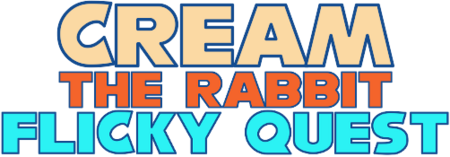 Cream the Rabbit Flicky Quest