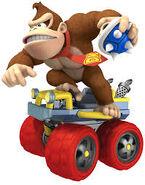 Donkey Kong Mario Kart
