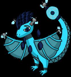 Ectospasm Dragon DD2
