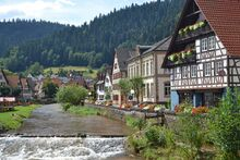 Schiltach-black-forest
