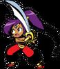 Shantae scimitar
