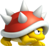 Spiny, New Super Mario Bros. 2