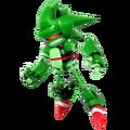 Unjustice Mecha Sonic 2