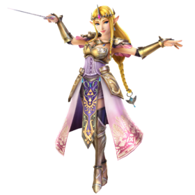 Zelda 3 hyrule warriors render hd by xxtremorxx d7qpz81-pre