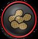 FP Peanut Badge