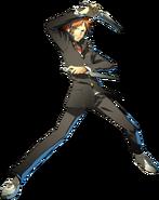 Persona 4 arena Yosuke