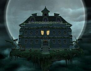 SSBBRZS Luigi's Mansion