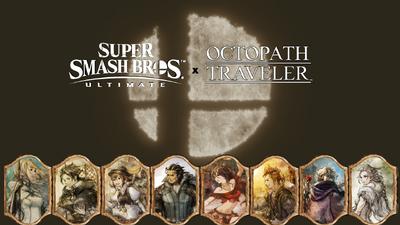 Super Smash Bros. Ultimate x Octopath Traveler
