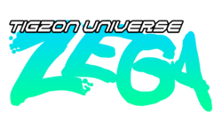 Tigzon Universe - Zega logo design