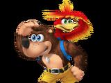 Banjo & Kazooie (Smash V)