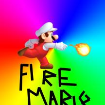 FireMarioAllstars