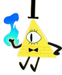 Gf bill cipher render by markellbarnes360-d9zq5kt