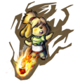 Isabelle Strikers - Prince Done