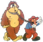 Jumpman and DK