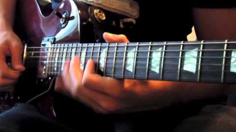 Metal Harbor (Sonic Adventure 2) on Guitar